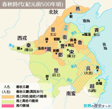 東洋史戦争目録:城濮の戦い